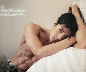 asian, oh sehun, and boy image