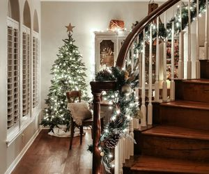 christmas, gifts, and santa image
