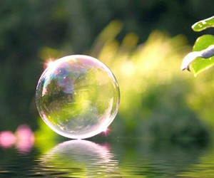 bubbles, pretty, and lovely image