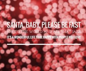 christmas, Lyrics, and panic! at the disco image