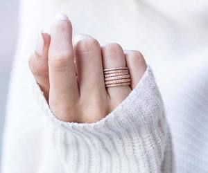 jewellery and beautiful ring image