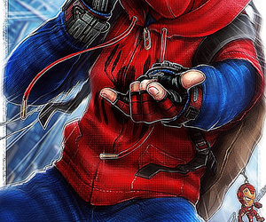 background, comics, and fanart image