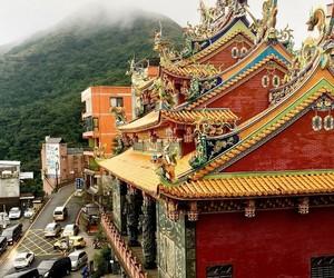city, taipei, and taiwan image