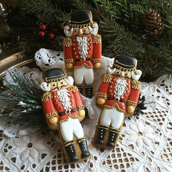 christmas, nutcracker, and winter image