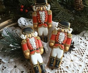 christmas, nutcracker, and winter image