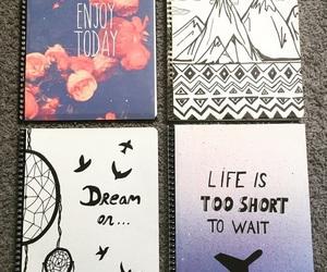 creativity, diy, and drawing image