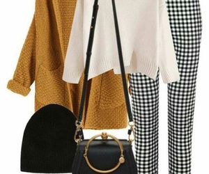 outfit, Polyvore, and fashion image