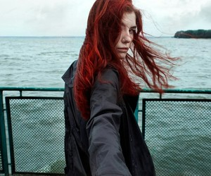 alternative, girl, and red hair image