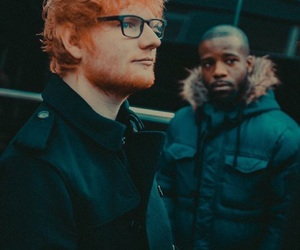 edward and ed sheeran image