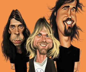 art, lol, and nirvana image