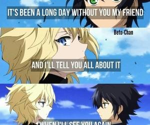 anime, quotes, and owari no seraph image