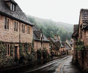 the united kingdom, castle combe, and england image
