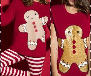 belleza, christmas, and divertido image