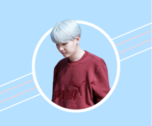 yoongi and editbts image