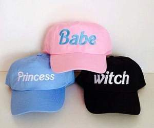 princess, babe, and witch image