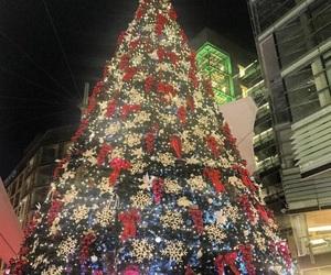 christmas, jordan, and christmas tree image