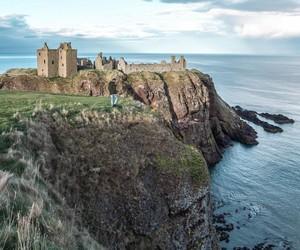 highlands, scottish highlands, and outlander image