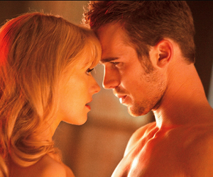 burlesque, christina aguilera, and cam gigandet image