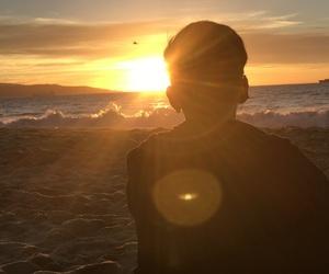beach, photografy, and tomboy image