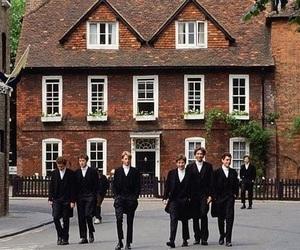 black, boarding school, and boys image