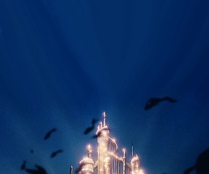 disney, the little mermaid, and wallpaper image