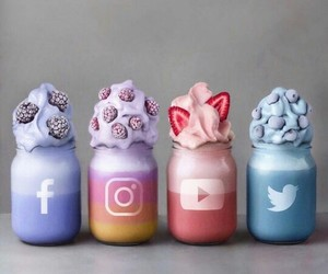 facebook, youtube, and instagram image