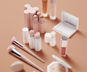 makeup, fenty beauty, and rihanna image