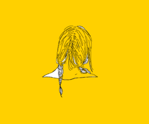pattern, wallpaper, and yellow image