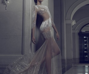long dresses, haute couture gowns, and charbel karam 2018 image