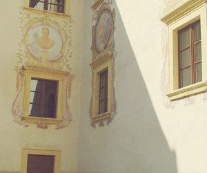 background, building, and door image
