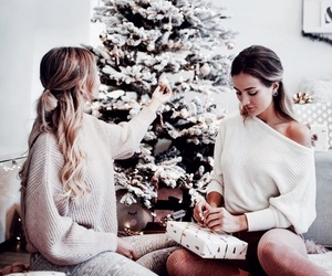christmas, merry, and winter image