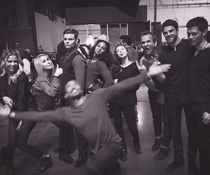 cast, The Originals, and claire holt image
