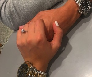 diamond, I WISH, and couple image