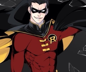 robin and red robin image