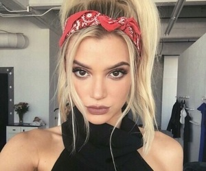 girl girly lady, alissa violet, and luxury luxurious glam image