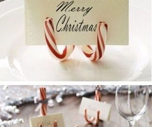 candy cane, christmas, and decoration image