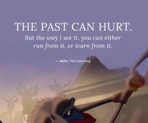 disney, the lion king, and quotes image