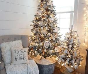 christmas, december, and sofa image