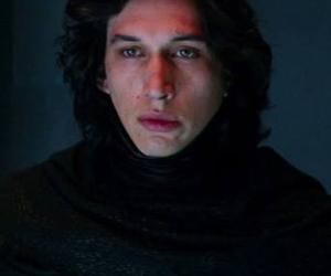 kylo ren, star wars, and adam driver image