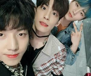 day6, dowoon, and young k image
