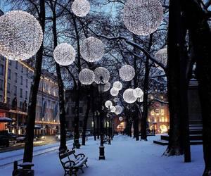christmas, germany, and munich image