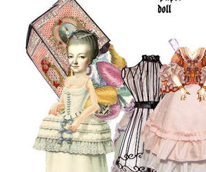 accessories, diy, and marie antoinette image