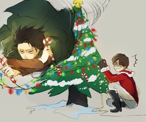 anime, snk, and attack on titan image