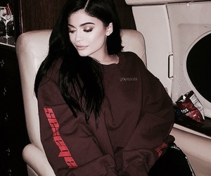 icons, kyliejenner, and models image