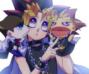 yugioh, seto kaiba, and anime image