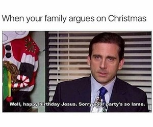 birthday, christmas, and family image