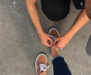couple and shoes image