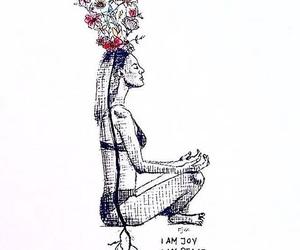 peace, love, and joy image