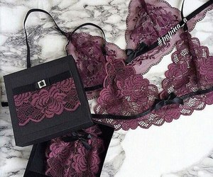 underwear, lace, and sexy image