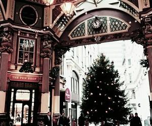 london, christmas, and uk image